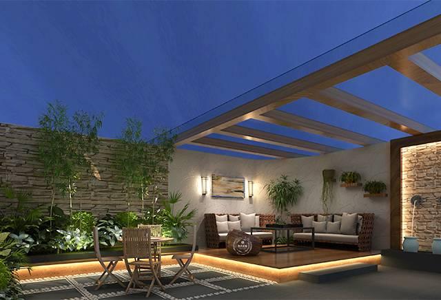 新世界名镌650㎡别墅欧式风格装修案例