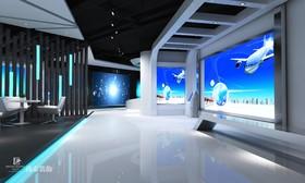 德彩光电展厅