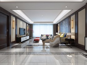 中邦上海城装修设计案例