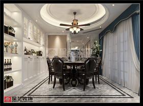 鲤景湾-4居室装修设计案例