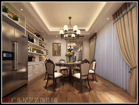 鲤景湾-五房装修设计案例