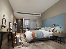 现代城公寓