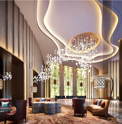佛山酒店设计装修设计案例