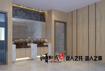 酒泉蓉城酒店卫生间装修设计案例
