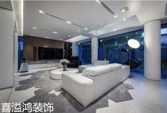 別墅現代簡約裝修案例
