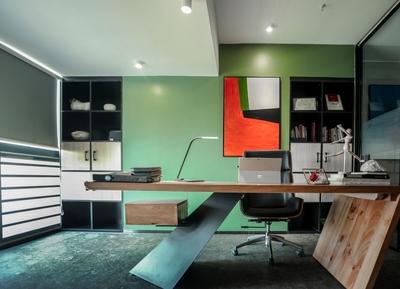 无锡办公室装修装修设计案例