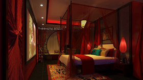 东方万汇城国际公寓主题酒店