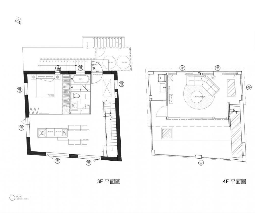 独立别墅地中海风格装修效果图实景图