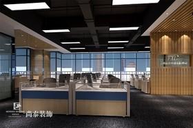台湾晶技办公室装修