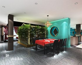 家宴·湘味厨房设计