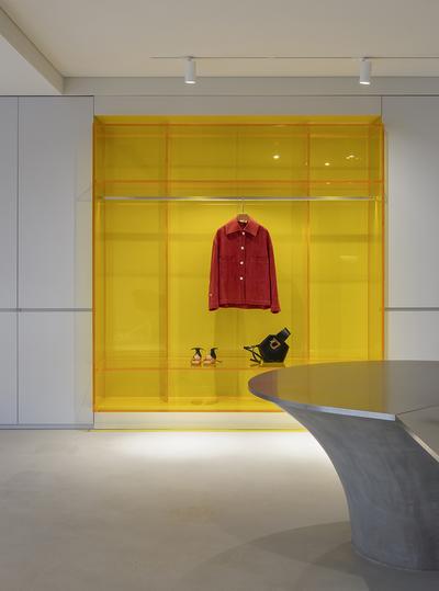 无锡服装设计工作室装修设计案例