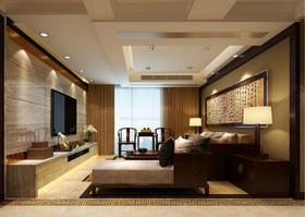 中骏尚城中式风格
