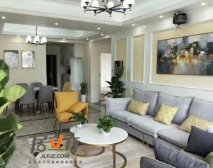 玉溪客厅一角,北欧风格装修设计案例