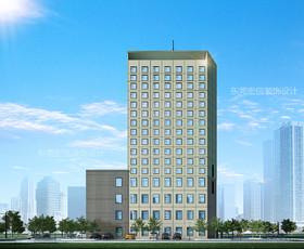 惠州富华大酒店外装工程