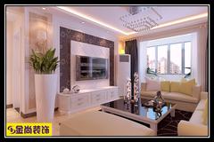 萬(wan)象新天現代簡約裝(zhuang)修案例