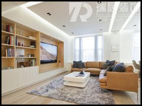 [瑞居装饰]伟星芜湖院子131平北欧风格装修效果图案例