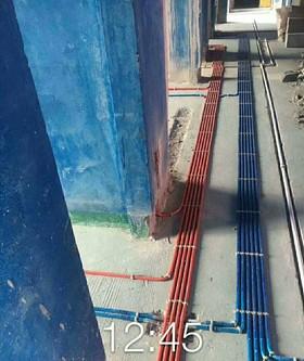 康桥丹堤装修设计案例