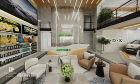沃德卡新能源汽车展厅