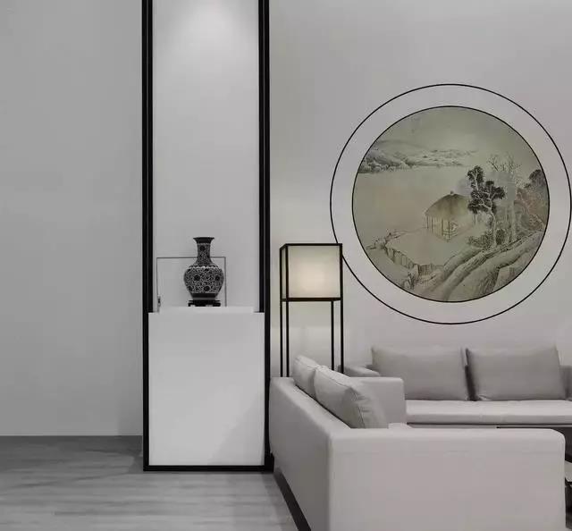 华侨城现代简约装修效果图实景图
