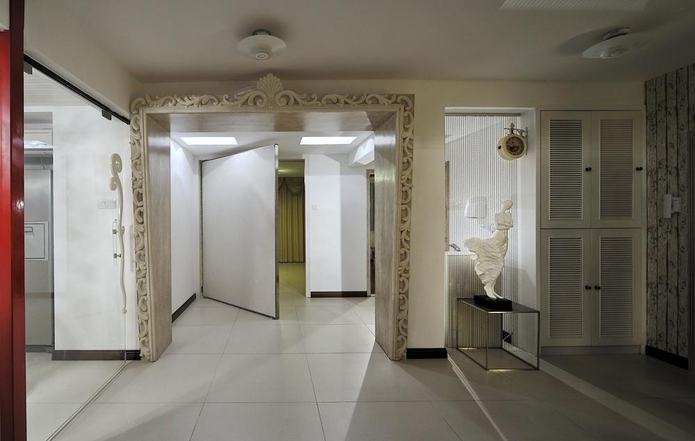 惠丰瑞城碧园欧式风格装修效果图实景图