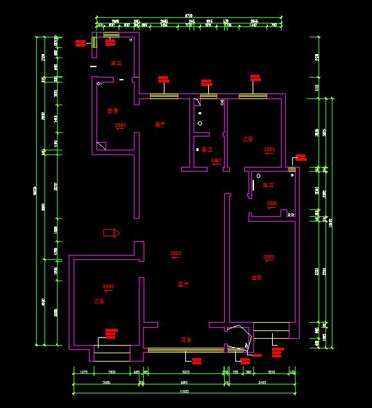 御园五号现代简约装修效果图