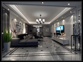 鸿浦豪园装修设计案例