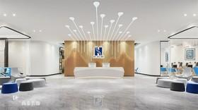 海森文旅科技集团办公室设计项目