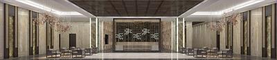 太湖大厅和会议室装修设计案例