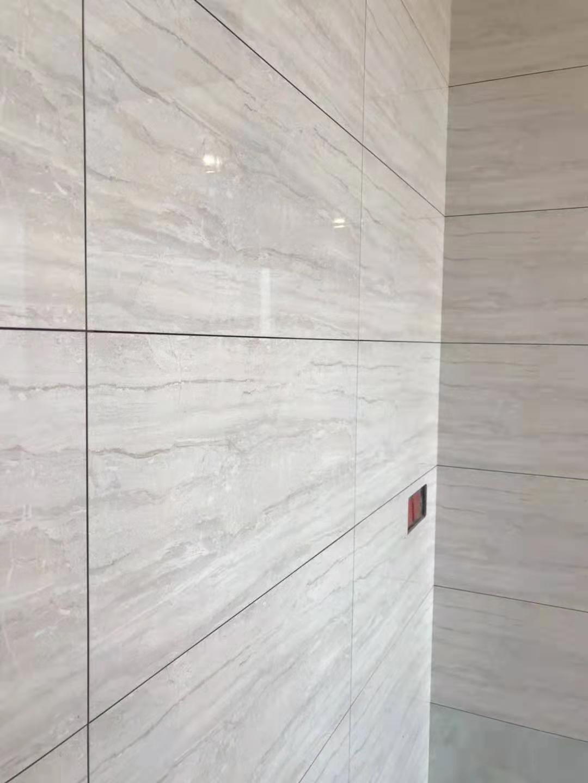 滨江稽山翡翠园中式风格装修效果图实景图