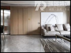 [瑞居装饰]中梁东湖壹号院127平现代风格装修效果图案例