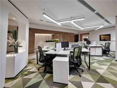 阜阳办公室装修装修设计案例
