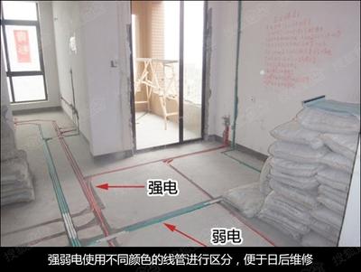 淮南电线布局装修设计案例
