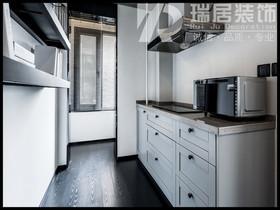 [瑞居装饰]金晖罗兰小镇183平现代风格装修效果图案例