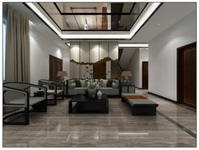 新中式自建别墅
