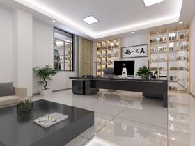 江阴总经理办公室设计