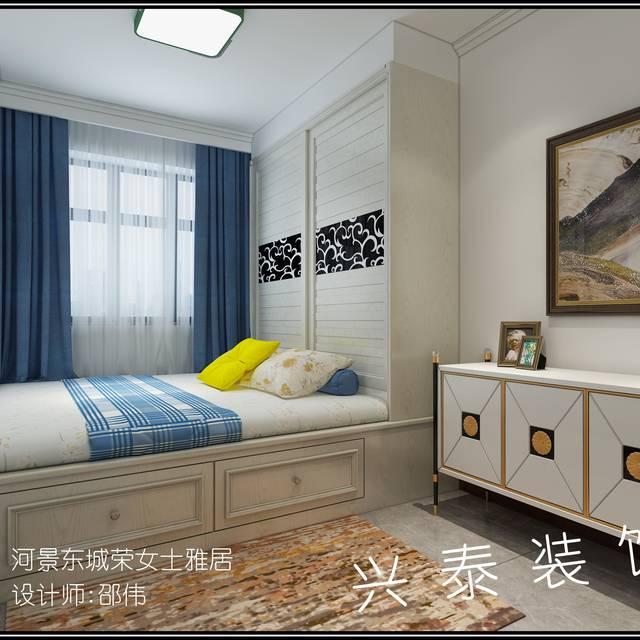 河景东城小区图2
