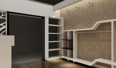 锦州100服装店装修设计案例