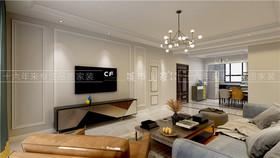 龙汇福邸装修设计案例