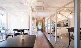 咖啡厅装修设计案例