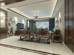 高科府邸装修设计案例