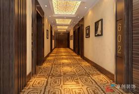 天乐宾馆套房装修设计案例