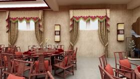 一米香饭店装修设计案例