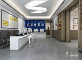 大鹏葵涌正弘置业办公室设计装修设计案例