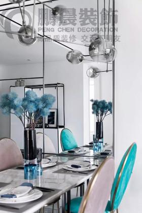 [鹏晨装饰]碧桂园镜湖世家125平现代风格 全球最大博彩装修设计案例