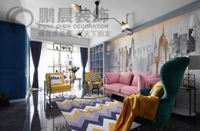[鹏晨装饰]华强江山府115平现代风格 全球最大博彩装修设计案例