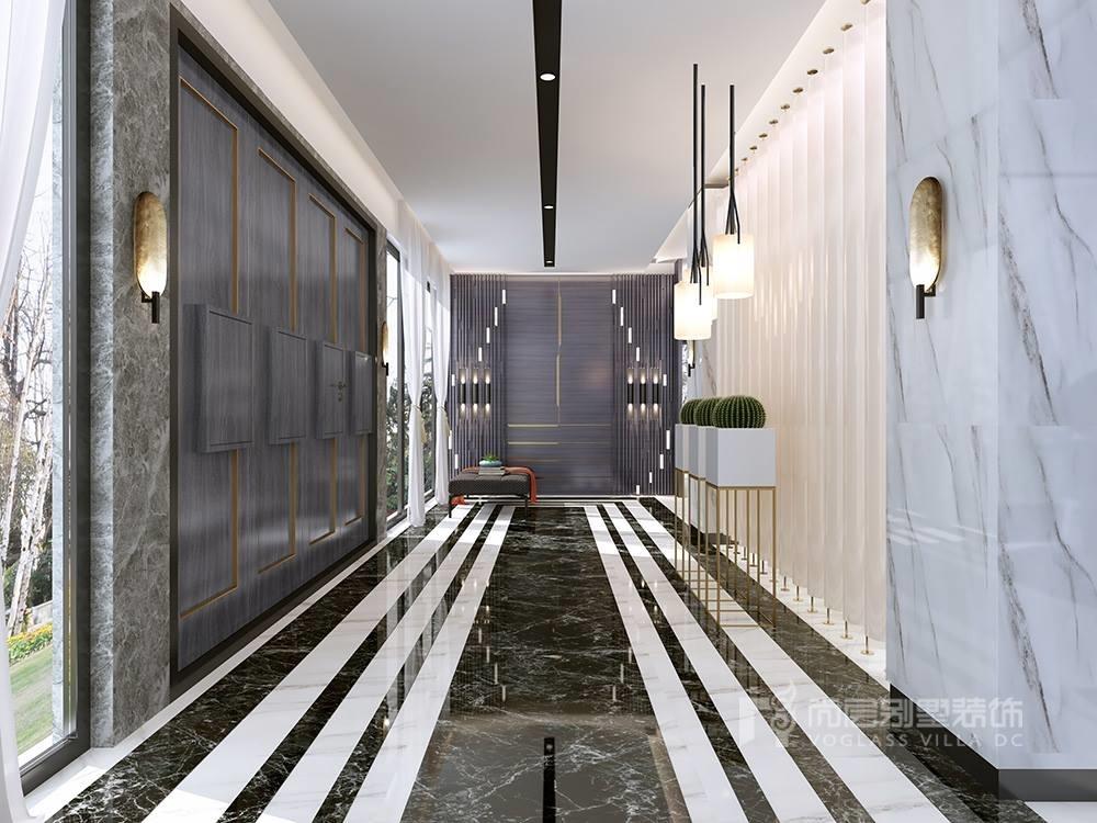 上海某名人豪宅--轻奢风格其他装修效果图