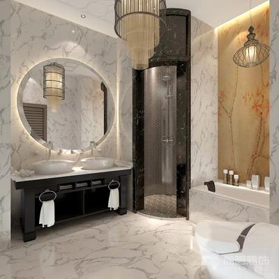 深圳270平米现代风格装修装修设计案例