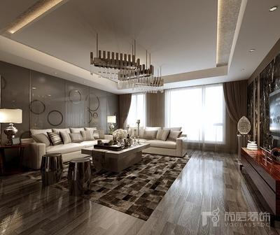 深圳后现代风格装修装修设计案例