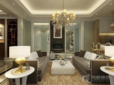 深圳400平米混搭风格装修装修设计案例