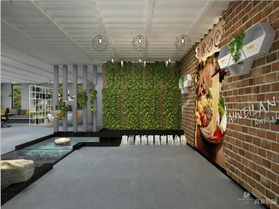 广州乐竔商贸有限公司办公室装修装修设计案例